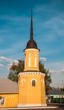 Monastery tower Stock Photos