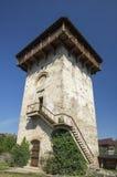 Monastery tower Stock Image