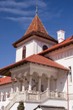 Monastery in Transylvania Romania Royalty Free Stock Photography