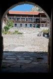 The monastery of Treskavec. Macedonia Stock Image
