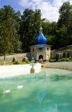 Monastery Tsyganeshty Moldova Stock Photo