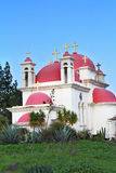 The Monastery of the Twelve Apostles. royalty free stock photos
