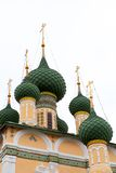 Monastery in Uglich, Russia Stock Images