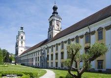 Monastery in Upper Austria Stock Images