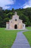 Monastery of Valdediós. Stock Image