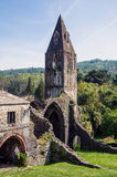 Monastery of Valle Christi. Ruins of an old abbey suspended in time Royalty Free Stock Photo