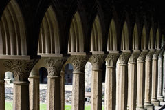 Monastery vault Royalty Free Stock Photo
