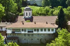 Monastery in Veliko Tarnovo, Arbanasi Village Stock Photography