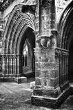 Monastery of Veruela, Zaragoza, Aragon Stock Images