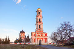 Monastery in village Chitcani from Moldova Stock Image