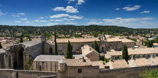 Monastery of Villeneuve-les-Avignon Royalty Free Stock Image