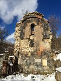 Monastery of Virgin (Neghouts), Armenia Royalty Free Stock Image