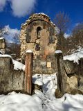 Monastery of Virgin (Neghouts), Armenia Stock Images
