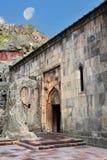 Monastery wall Stock Image
