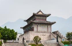 Monastery in the White Emperor City Stock Photos