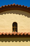 Monastery window Royalty Free Stock Photography