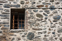 Monastery Window Stock Photo