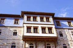 Monastery Xenofontos on Mount Athos Royalty Free Stock Image