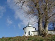 Monastery in Yaroslavl Royalty Free Stock Images