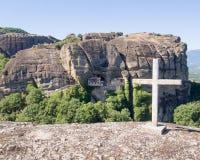 Monastery Ypapantis Stock Image
