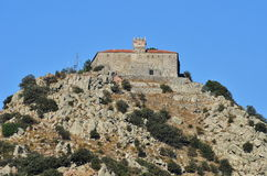 Monastery Ypsilou,Lesbos Royalty Free Stock Images