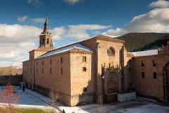 Monastery of Yuso Stock Photos