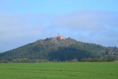 Monastery Zelena hora Royalty Free Stock Image
