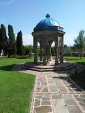 Monastery Zica stock photo