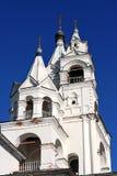 The monastery in Zvenigorod Stock Photo