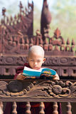 Monastic education Royalty Free Stock Photography