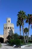Monastir堡垒 免版税图库摄影