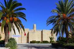 Monastir,突尼斯Ribat  库存照片