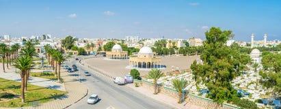 Monastir cityscape Royalty Free Stock Image