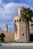 Monastir fortress Royalty Free Stock Images