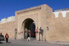 Monastir fortress Stock Image