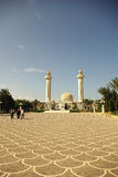 Monastir mausoleum in tunisia Stock Photo