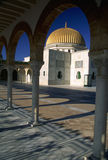 monastir meczetu Obrazy Royalty Free