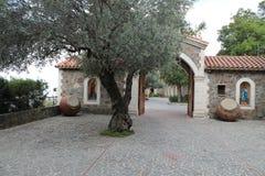 Monastir Moheras 库存照片