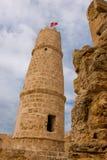 monastir ribat wierza Tunisia Zdjęcie Stock
