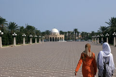 Monastir, Tunisie image stock