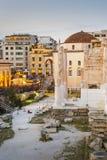 Monastiraki, Ateny zdjęcie royalty free