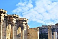 Monastiraki Stock Image