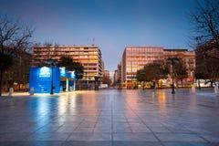 Monastiraki square, Athens. Royalty Free Stock Image