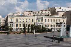 Monastiraki Square Athens Royalty Free Stock Photo