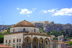 Monastiraki Stock Images