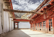 Monastère bouddhiste Photographie stock libre de droits