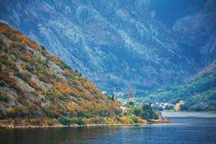 monastère chrétien Image stock