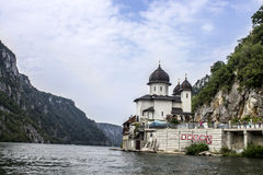 Monastère de Mraconia Photo stock