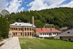 Monastère de Ramet Photo stock