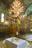 Monastère de Toplita Photographie stock libre de droits